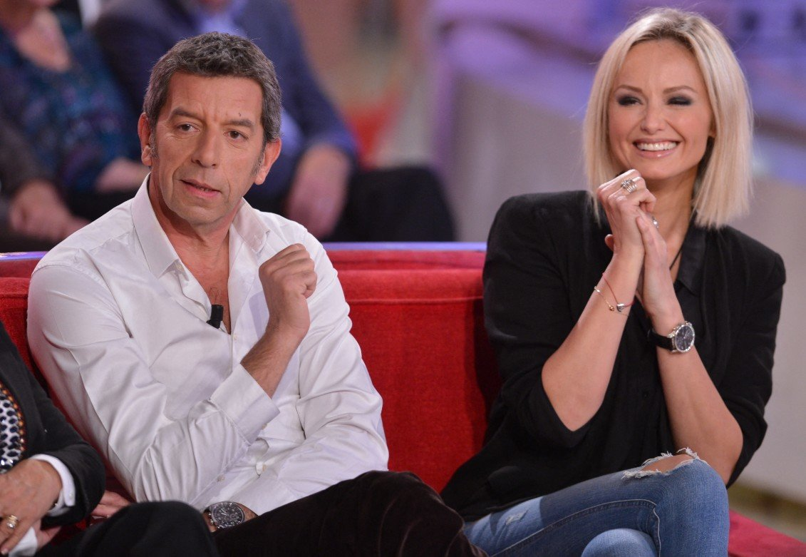 Michel Cymes Accuse D Avoir Une Liaison Avec Adriana Karembeu Il Replique