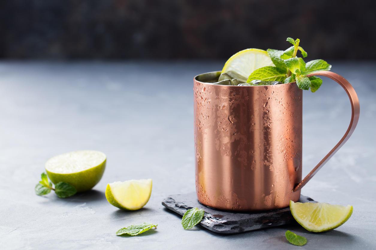 Le cocktail de l'été qui risque de nous empoisonner — Moscow Mule