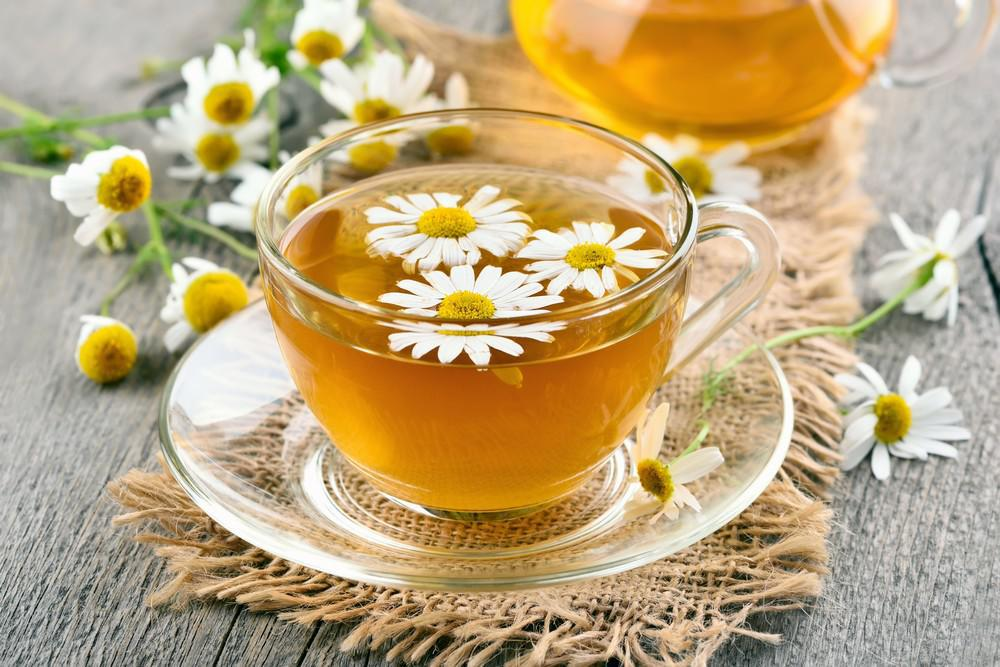 3 cups of chamomile tea a day reduces blood sugar levels