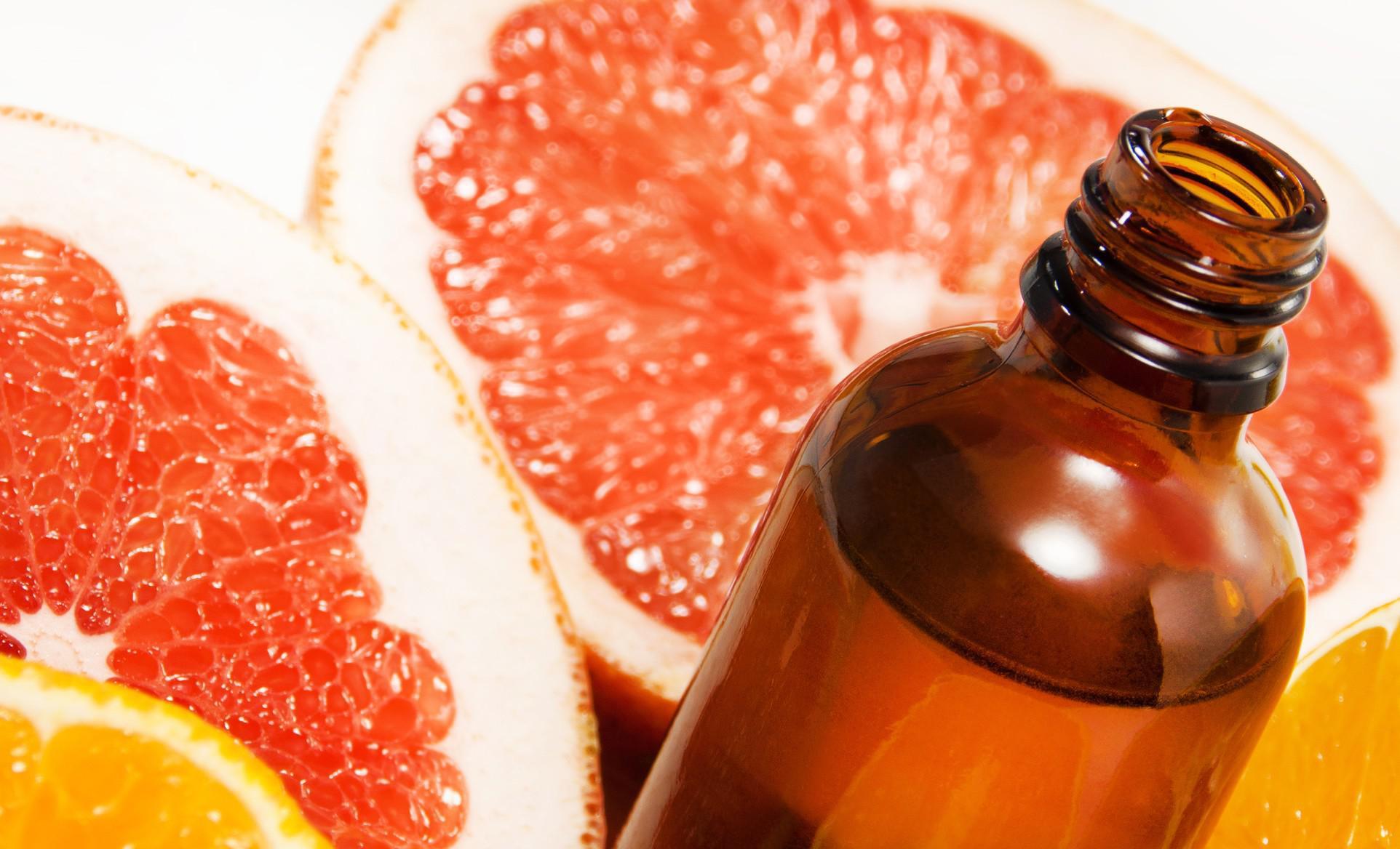 L 39 huile essentielle de pamplemousse comme coupe faim medisite - Huiles essentielles coupe faim ...