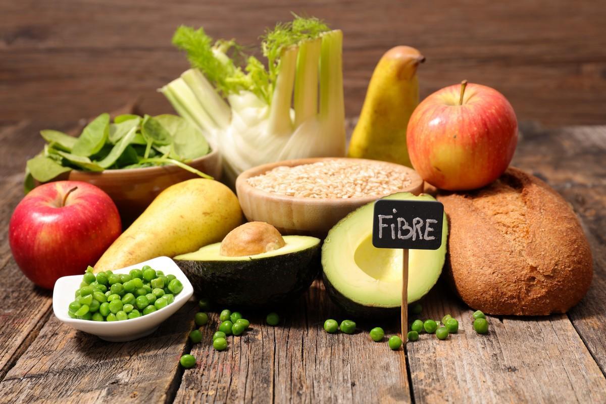 Pour ne pas avoir un gros ventre, mangez des fibres