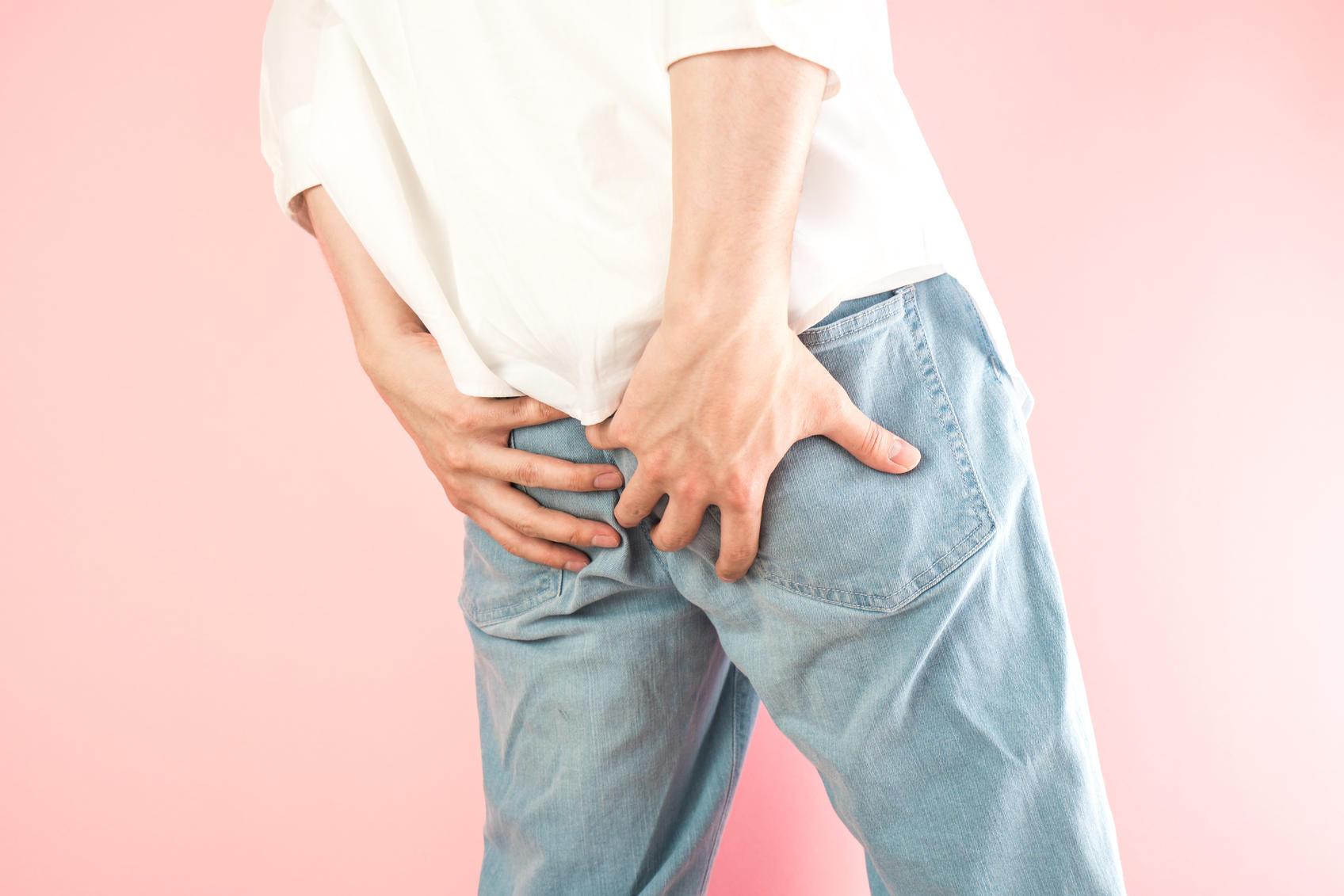 Suppositoires de glycérine de fissure anale