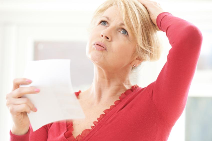Bouff es de chaleur pourquoi les femmes en ont plus medisite - Femme mure en chaleur ...