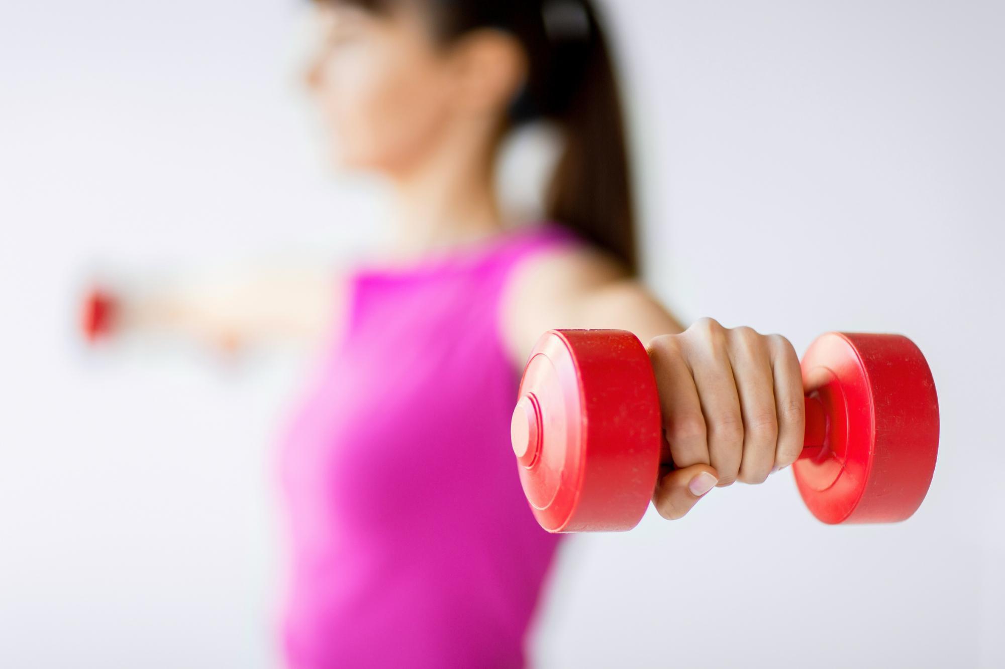 Soulever des poids augmenterait le risque de glaucome