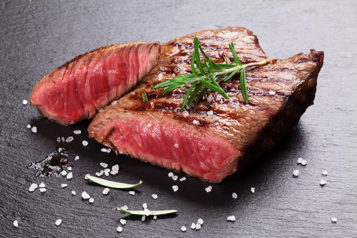 Red meat: the protein content