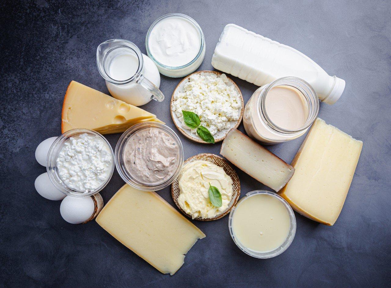 les produits laitiers pourraient vous protéger