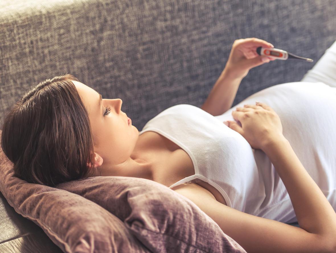 Grippe et grossesse : risques chez la femme enceinte et vaccins
