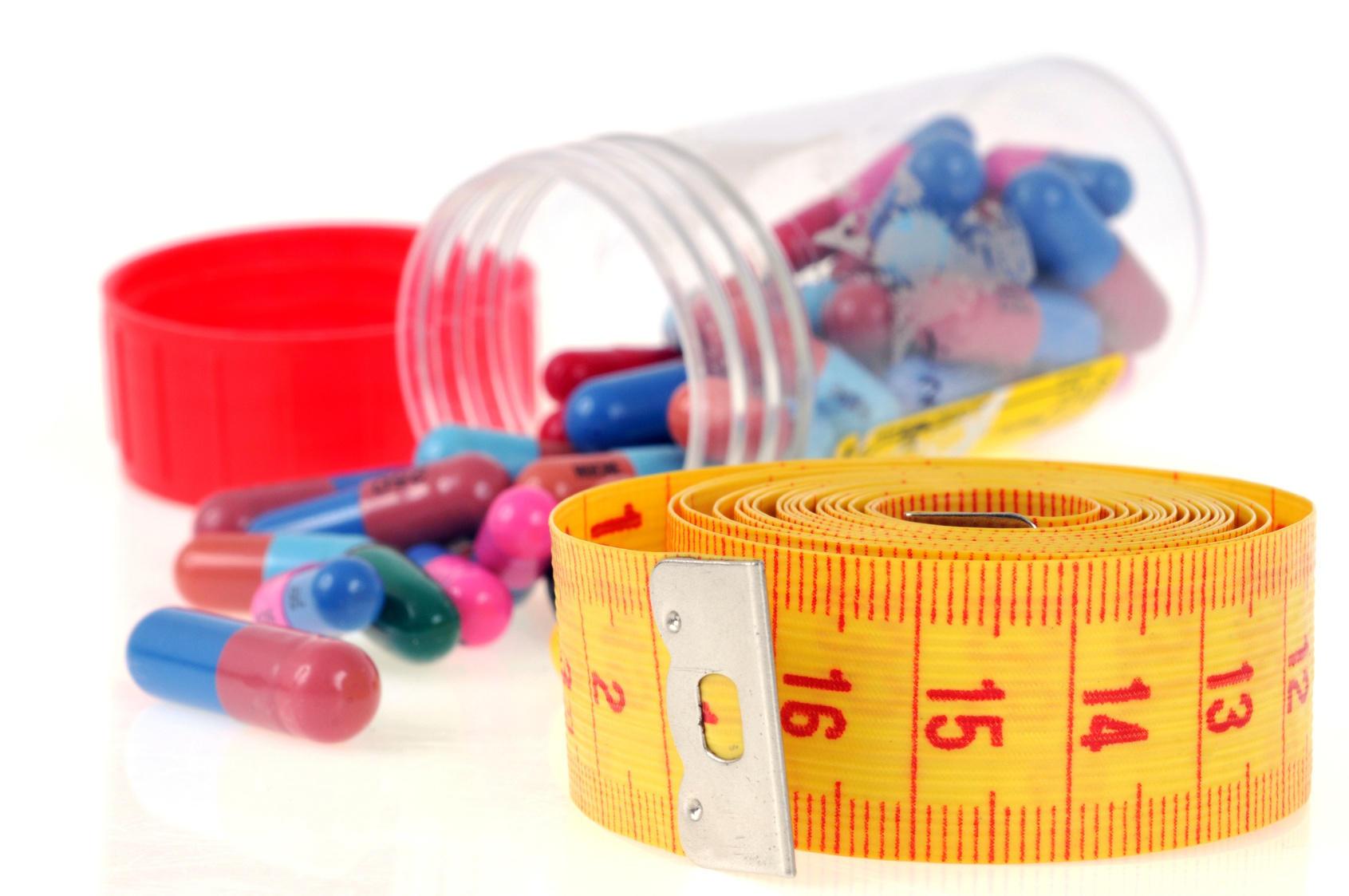 Médicaments pour maigrir : les dangers