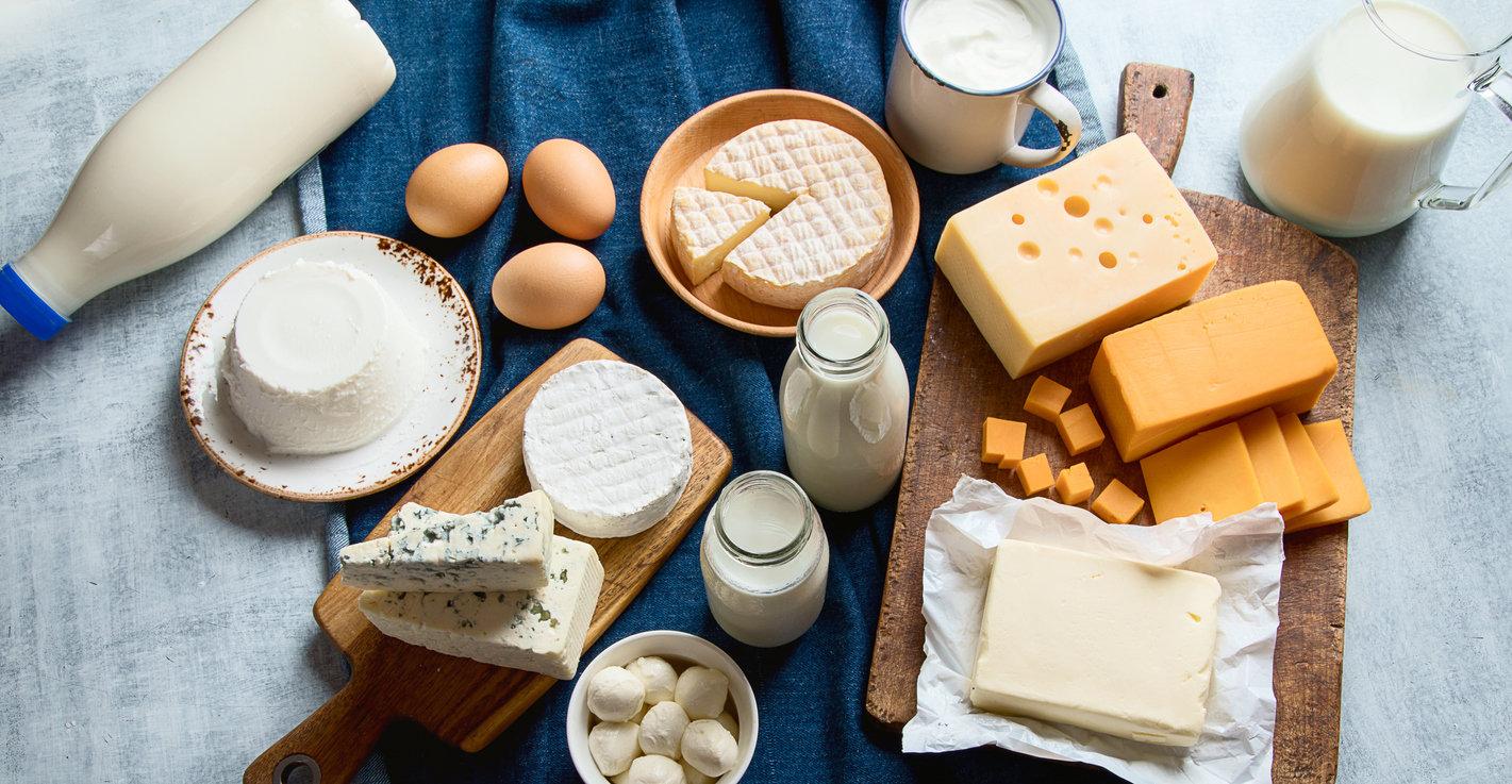 Hypertension : 2 portions de produits laitiers par jour..