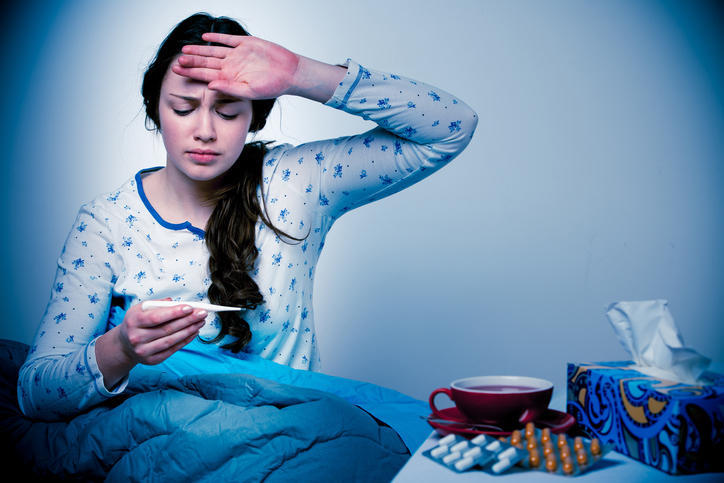 Virale Grippe
