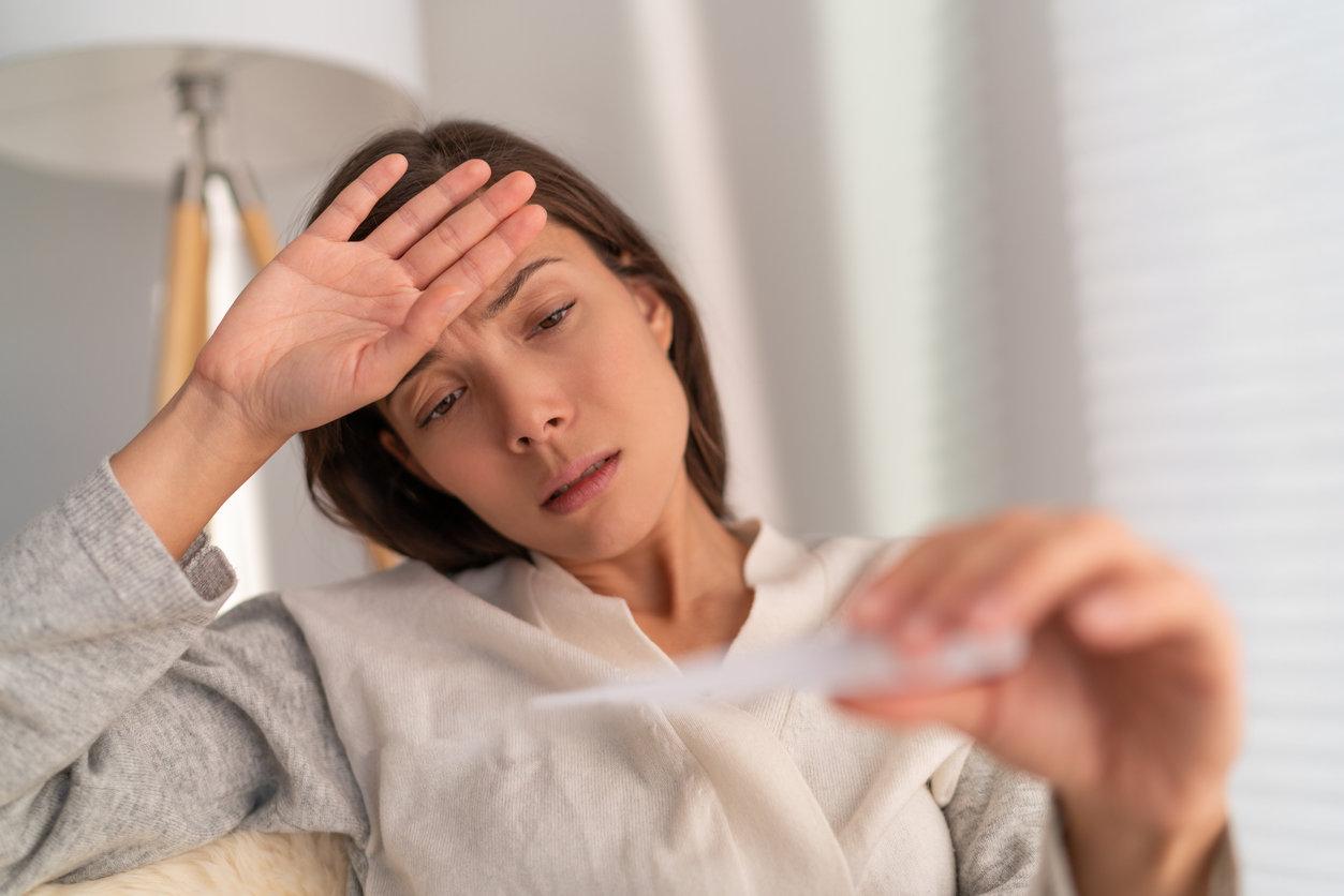 Fièvre : comment bien prendre la température ?
