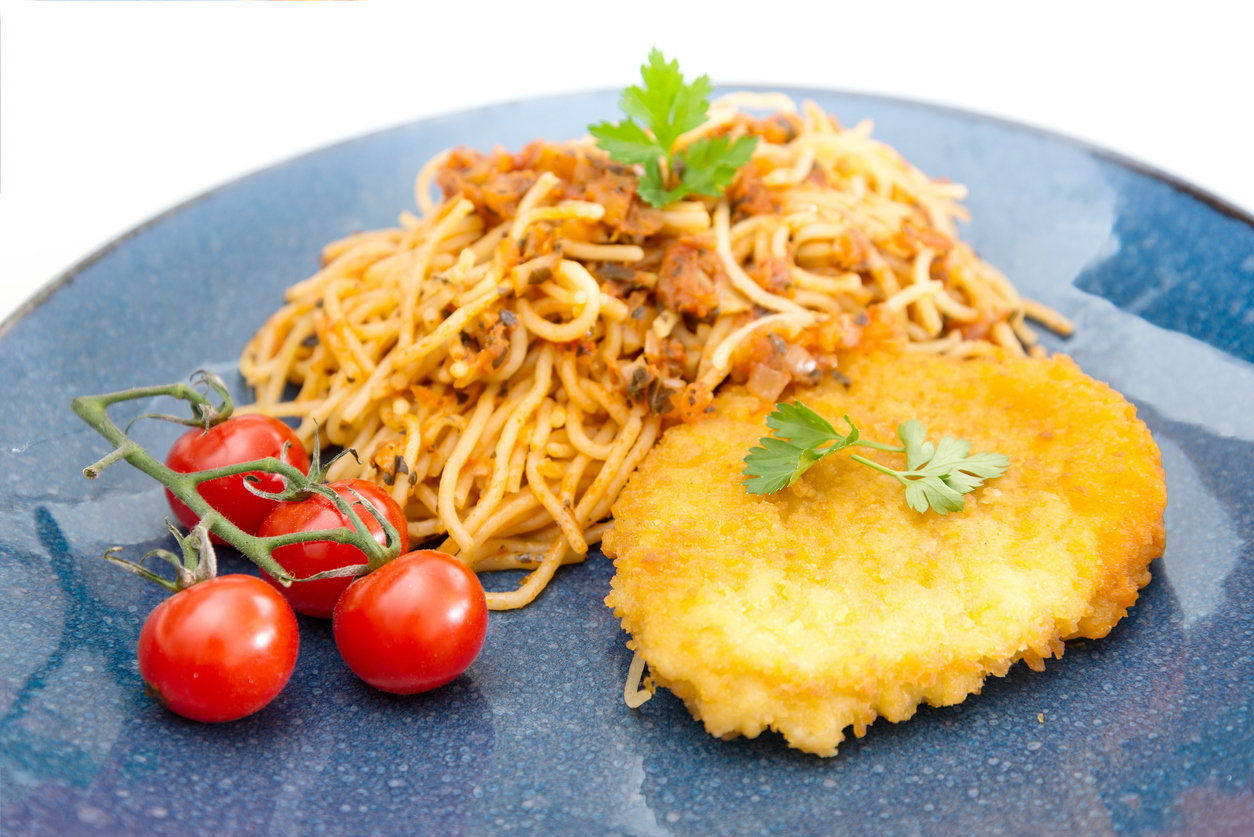 Rappel d'escalope de volaille et spaghetti des Super U : un risque d'allergie