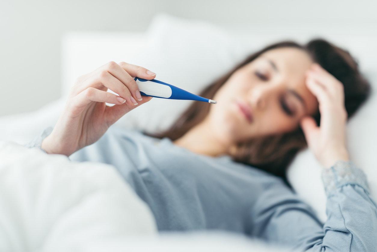 Fièvre : 6 astuces pour la faire baisser sans médicaments