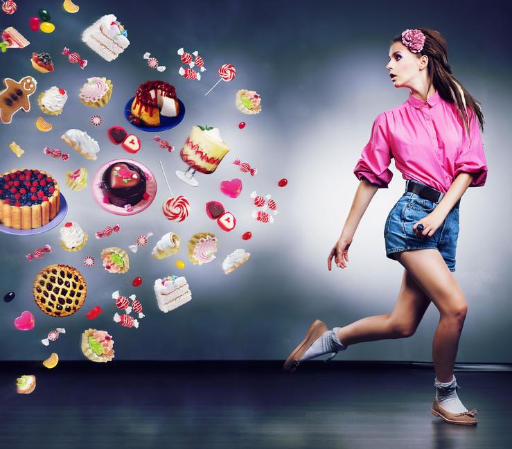 Les 10 aliments qui font le plus grossir