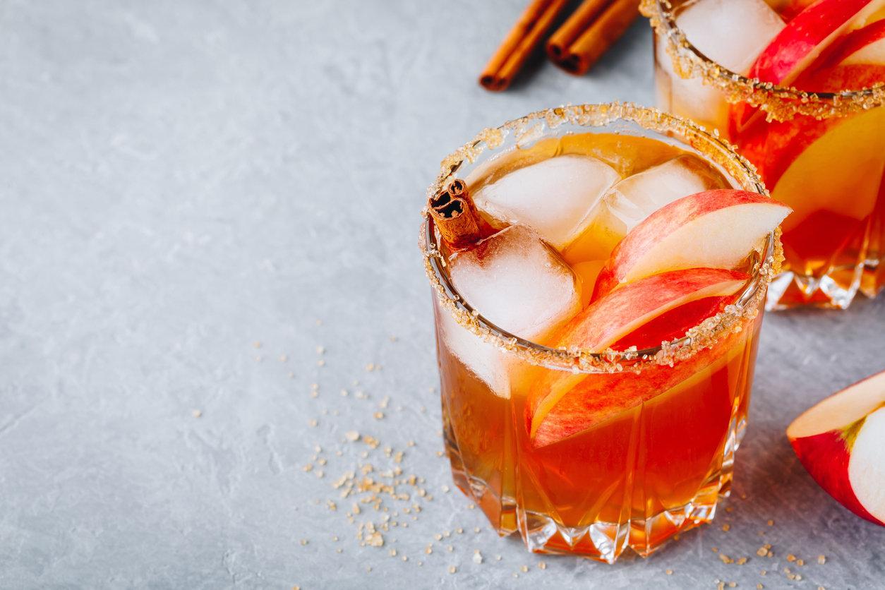 Les alcools les moins caloriques