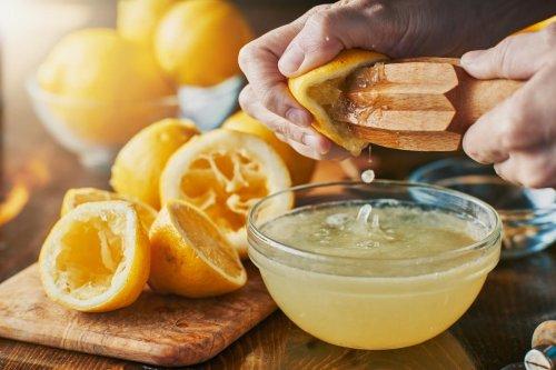 Un jus de citron avant chaque repas pour manger moins