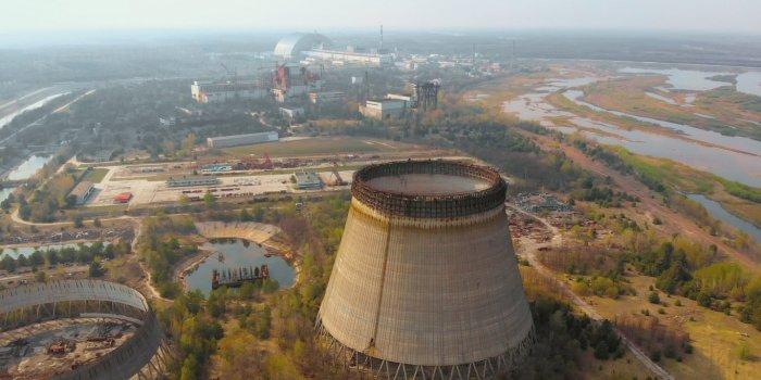 Tchernobyl : une radioactivité toujours présente
