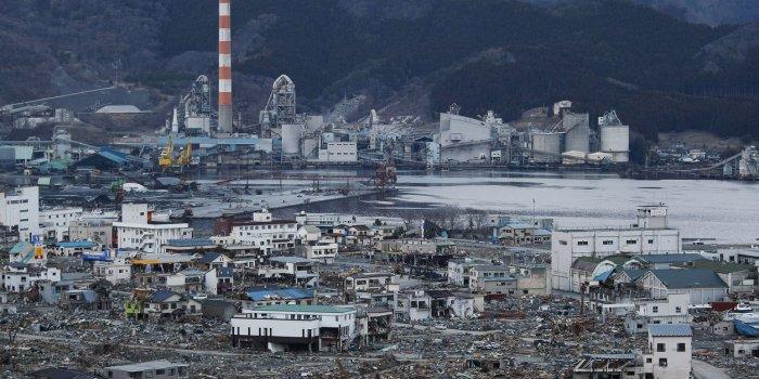 Fukushima : la décontamination de la zone n'est pas terminée