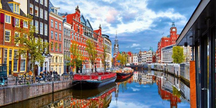 Amsterdam : gare au cannabis !