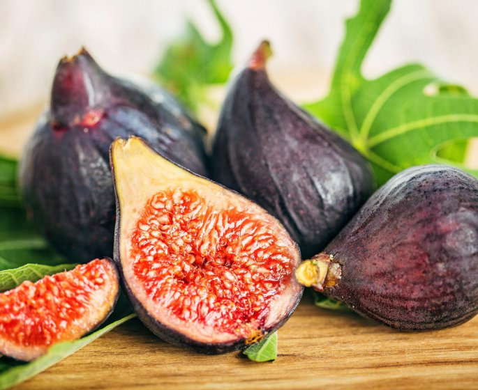 Remede contre la constipation : les figues