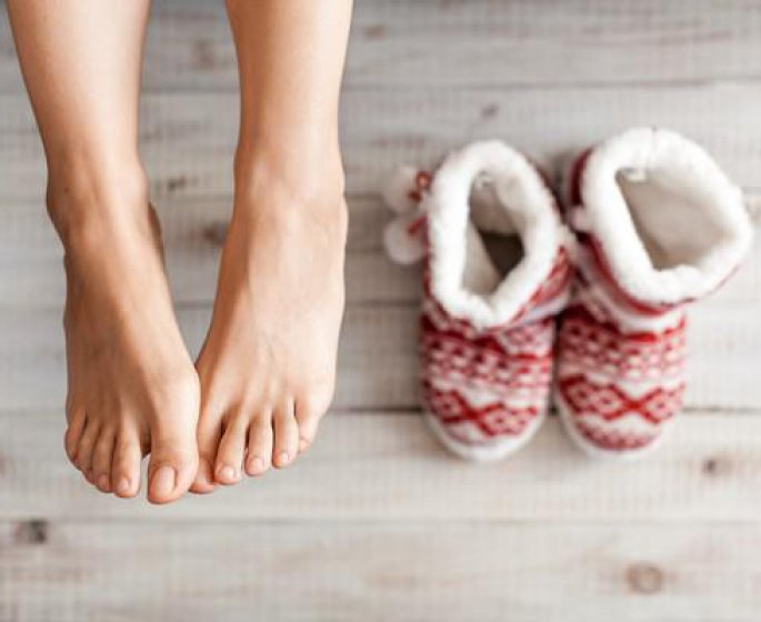 7 solutions express anti pieds froids