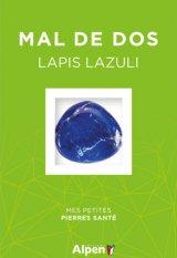 Coffret Mes Petites Pierres Sante : Mal de dos - Lapis lazuli