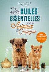 Les Huiles essentielles pour les animaux de compagnie