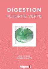 Coffret Mes Petites Pierres Sante : Digestion - Fluorite verte