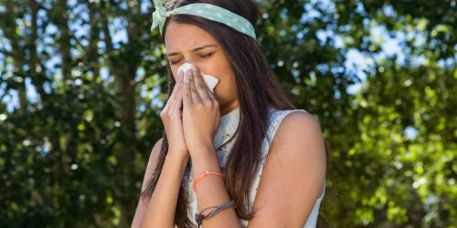 Rhinite allergique : comment soulager un nez bouché