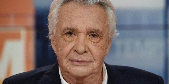 Grippe : le chanteur Michel Sardou brièvement hospitalisé