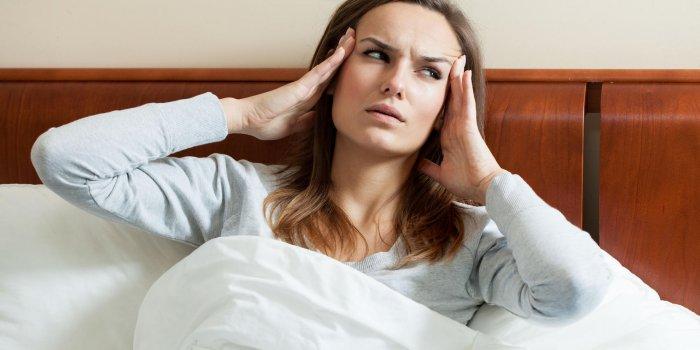 Migraine et vertiges avant les règles