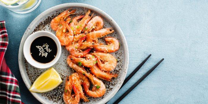 Des crevettes entières Crusta C retirées des rayons Auchan : un taux de sulfite trop élevé !
