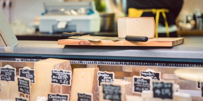 Listeria : rappel de fromage Moissac des Cévennes des magasins Carrefour