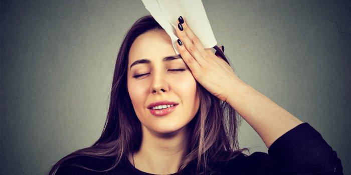 Ménopause : les premiers symptômes de la préménopause