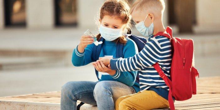 Covid-19 : un enfant malade sur trois serait asymptomatique