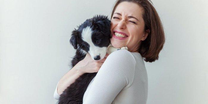 Infarctus : pour l'éviter, mieux vaut miser sur un chien que sur un mari !