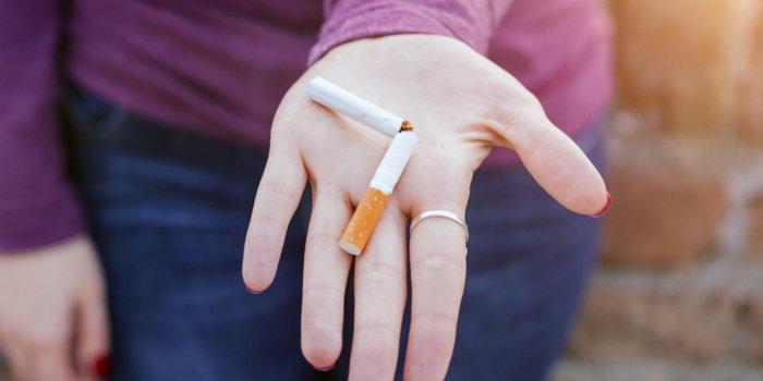 Arrêt du tabac : combien de temps dure la toux ?