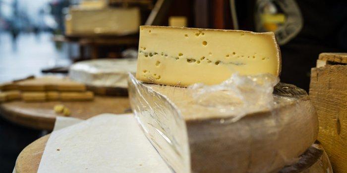 Salmonelles : du morbier au lait cru retiré de la vente suite à 3 décès