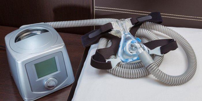 Apnée du sommeil : le prix d'un appareil respiratoire à pression ...