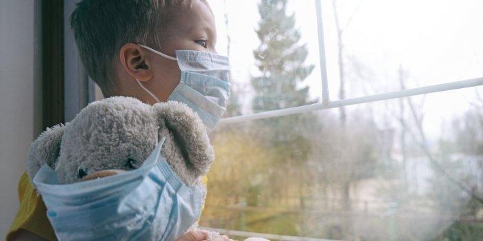 COVID-19 : les enfants infectés ont peu de chance de mourir
