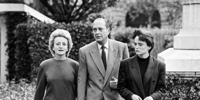 Bernadette Chirac affaiblie : sa fille Claude dévouée et toujours à son chevet
