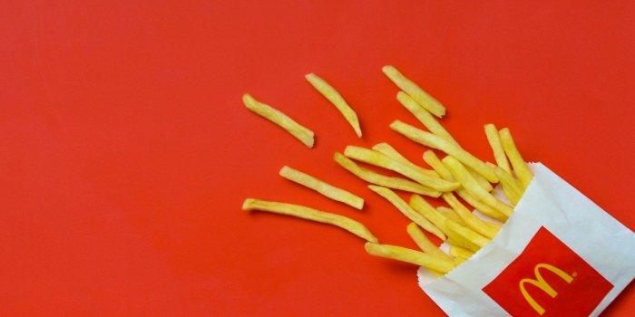 Frites McDonald's : ce qu'elles contiennent vraiment !