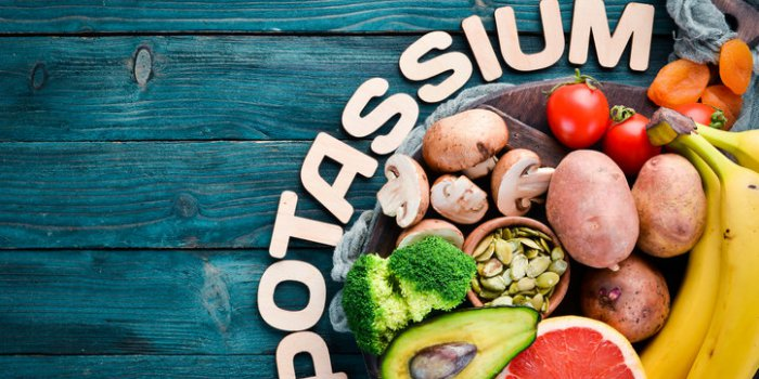 15 aliments riches en potassium