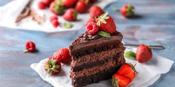 5 desserts au chocolat gourmands et peu caloriques