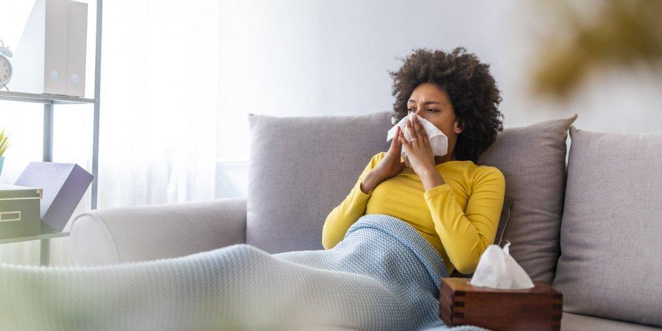 Coronavirus : perte du goût et de l'odorat parmi les symptômes ?