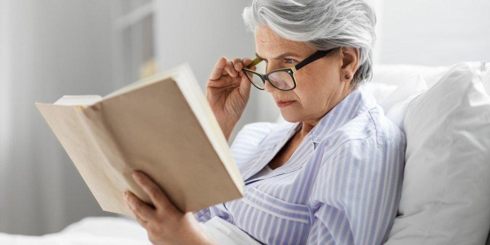 Myopie : comment votre vue affecte votre sommeil