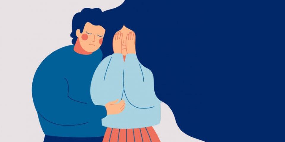 Mon partenaire est déprimé : comment l'aider ?