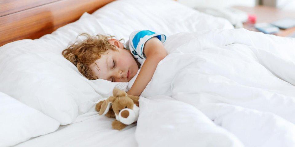 Apnée du sommeil : une cause d'hypertension chez les enfants ?