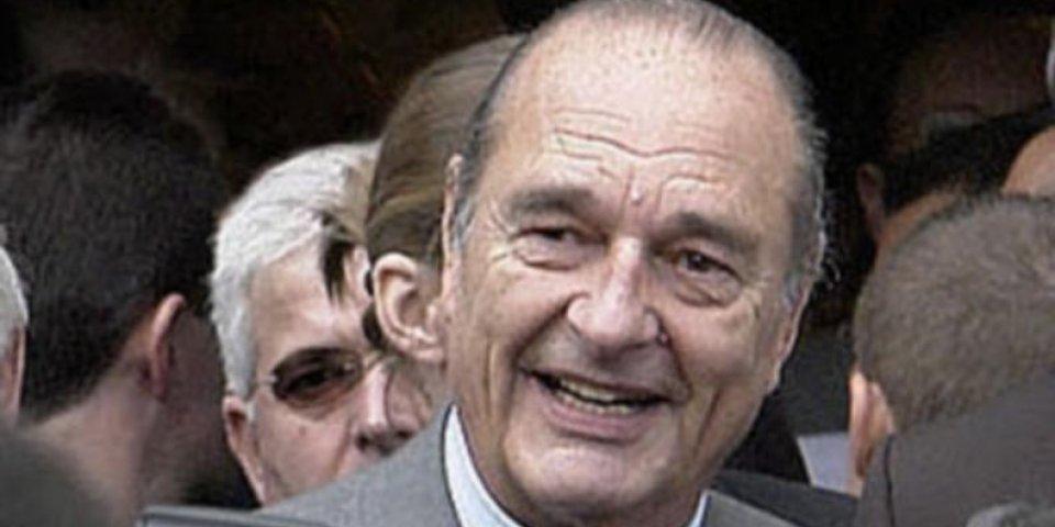 Jacques Chirac hospitalisé pour une crise de goutte : c'est quoi ?
