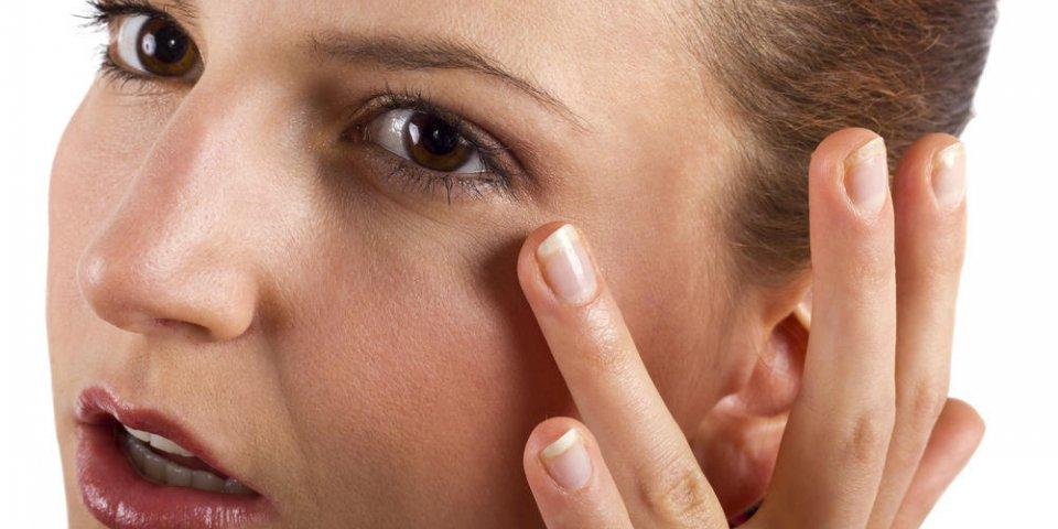 6 solutions contre les yeux qui pleurent
